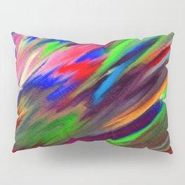 Astratto multicolore Pillow Sham
