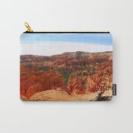 Sunset Point At  Bryce Canyon Carry-All Pouch