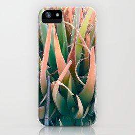 Aloe-lah iPhone Case