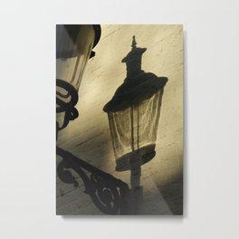 sun light Metal Print