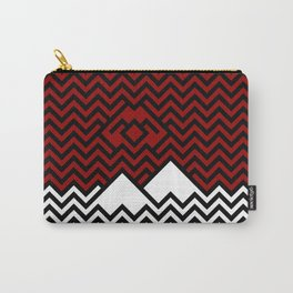 Twin Peaks. Minimalist Carry-All Pouch