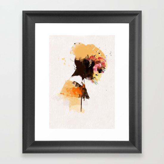 Stardust* Framed Art Print