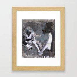 open1 Framed Art Print