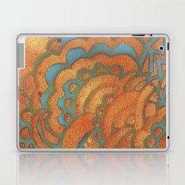Drawing Meditation Stencil 1 - Print 8 Laptop & iPad Skin