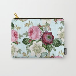 Floral enchant Carry-All Pouch