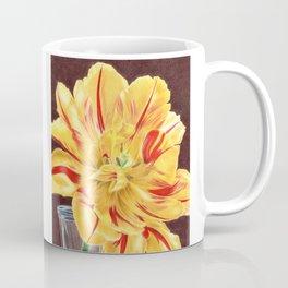 Tinge of Red Coffee Mug