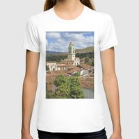 cuba T-shirts featuring Trinidad, Cuba by Parrish