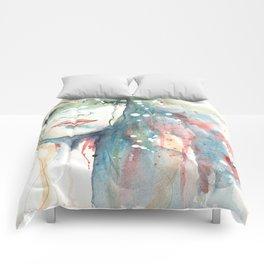 Masked Boho Comforters
