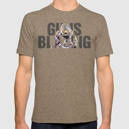 Guns Blazing T-shirt