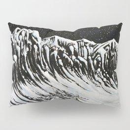 Starlit Cliffs Pillow Sham