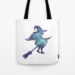 Primitive Halloween Moon Phase Tote Bag