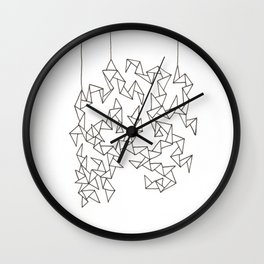 N'Importe Quoi Wall Clock