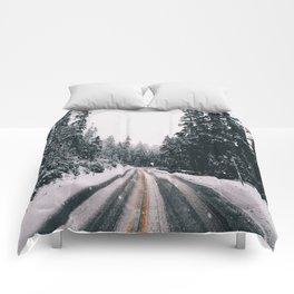 Winter Drive Comforters