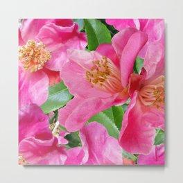 Pink Flower 16 Metal Print