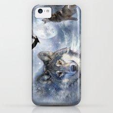 Wolves iPhone 5c Slim Case