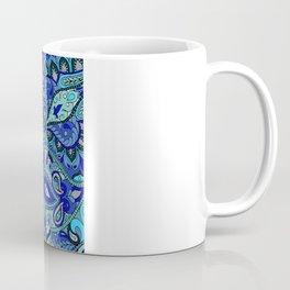 Paisley Blue Coffee Mug
