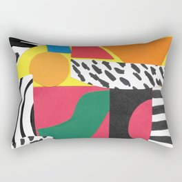 feels like summer Rectangular Pillow