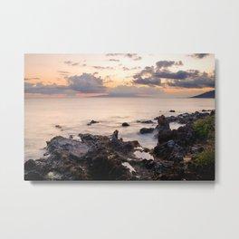 Wailea- Makena, Hawaii Metal Print