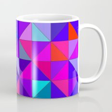 Blue and Red  Mug