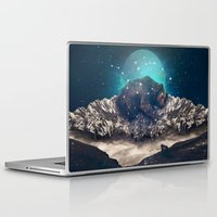 jazzberry Laptop & iPad Skins featuring Under the Stars (Ursa Major) by soaring anchor designs