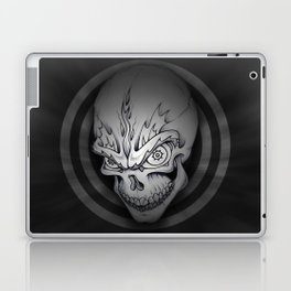 Every man must die Laptop & iPad Skin