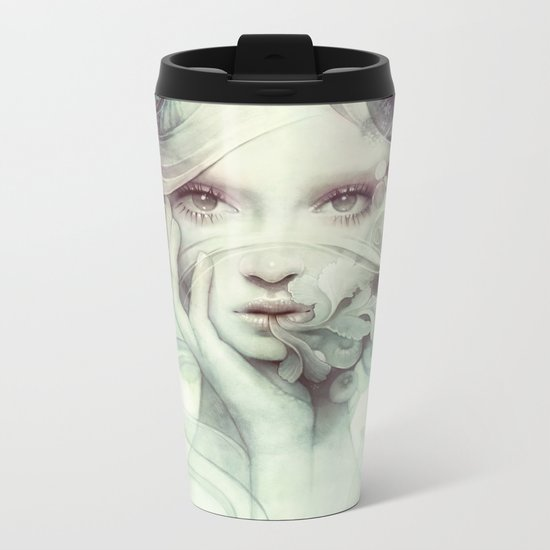 Spore Metal Travel Mug