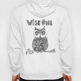 Wise Owl Hoody