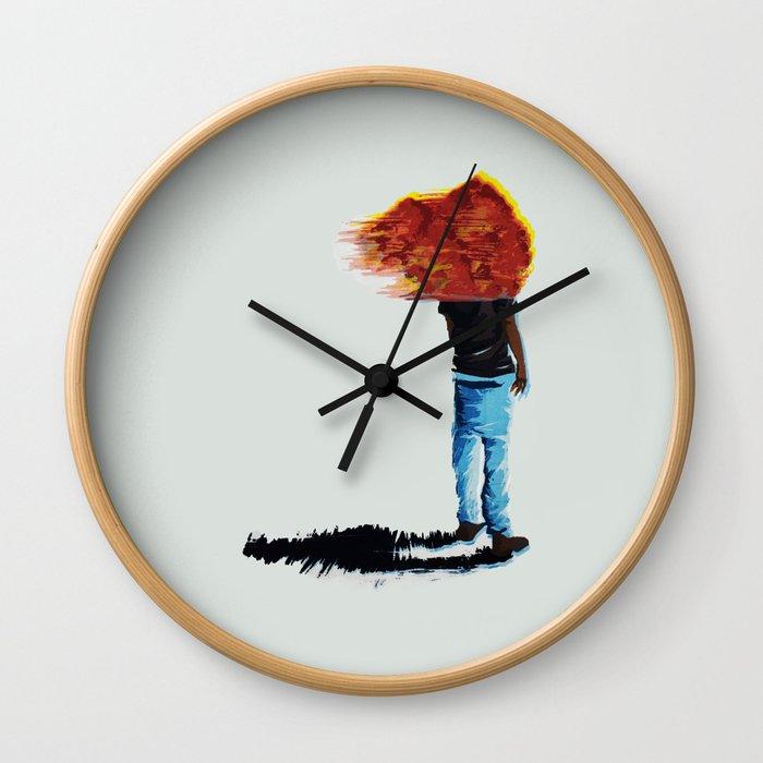 Unidentified Wall Clock