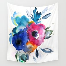 Floral No.9 Wall Tapestry