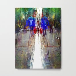 Like looking into breath retention eras, the effort requires instantaneous advancement. Metal Print