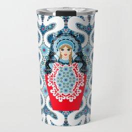 Little Matryoshka Travel Mug