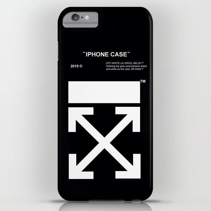 best service 91ba2 80d72 OFF WHITE IPHONE CASE iPhone Case