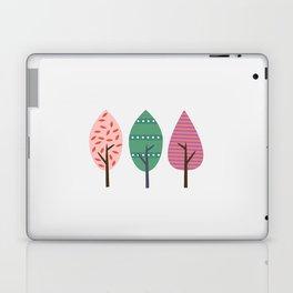Easter trees Laptop & iPad Skin
