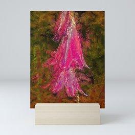 Angel's Fishing Rod Mini Art Print