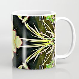 Diamond Centered Patience Coffee Mug