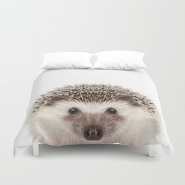 Baby Hedgehog Duvet Cover