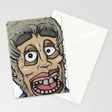 The believer  Stationery Cards