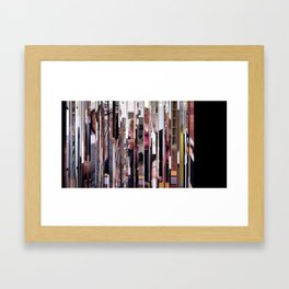 And I Quote (2014) Framed Art Print