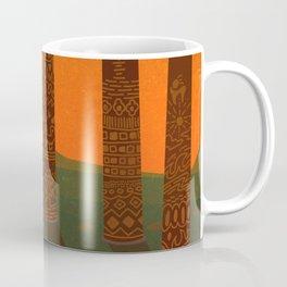 Trees of the Tribe Coffee Mug