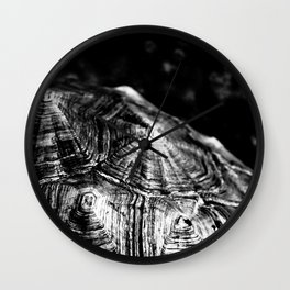 Your pain is the breaking of the shell that encloses your understanding~Khalil Gibran Wall Clock