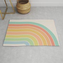 Gradient Arch - Rainbow I Rug
