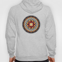 Sacred Places Red Hoody
