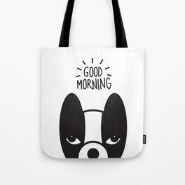 Good morning Coco Tote Bag