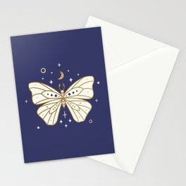 Magic butterfly no2 Stationery Cards