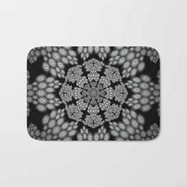 Falling in and out Bath Mat