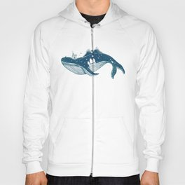 Home (A Whale from Home) Hoody