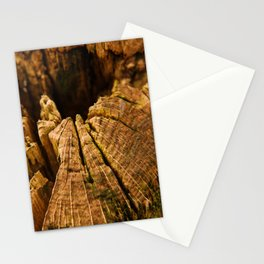 Oak thrunk Stationery Cards