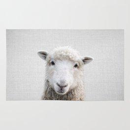 Sheep - Colorful Rug