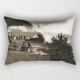 Prospect Point, Niagara Rectangular Pillow