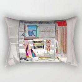 Bunkhouse Window Rectangular Pillow